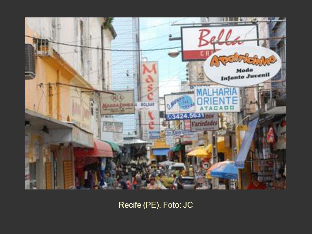 Recife (PE). Foto: JC