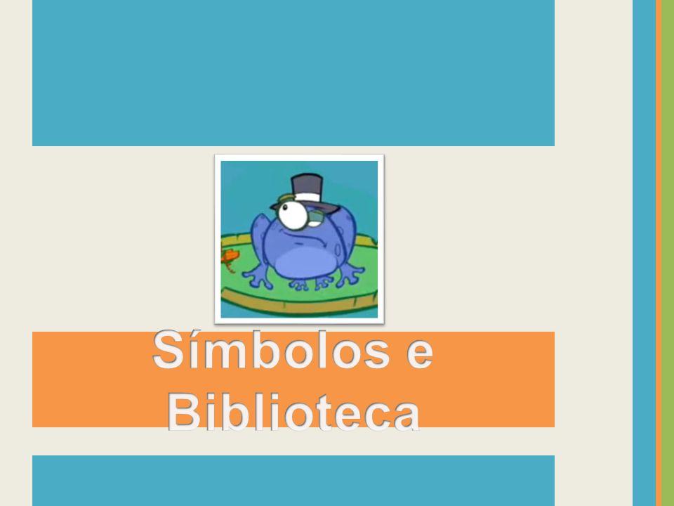 Símbolos e Biblioteca