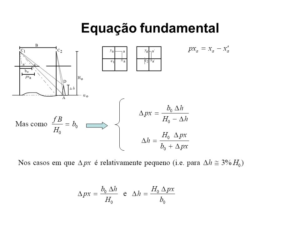Equação fundamental