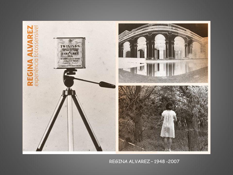 REGINA ALVAREZ – 1948 -2007