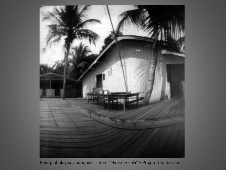 Foto pinhole por Zedequias