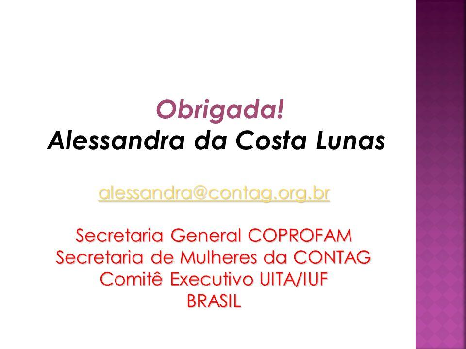 Alessandra da Costa Lunas