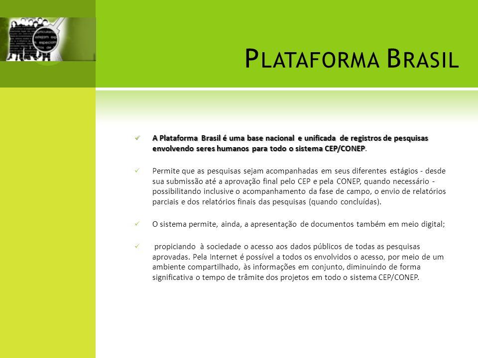 Plataforma Brasil