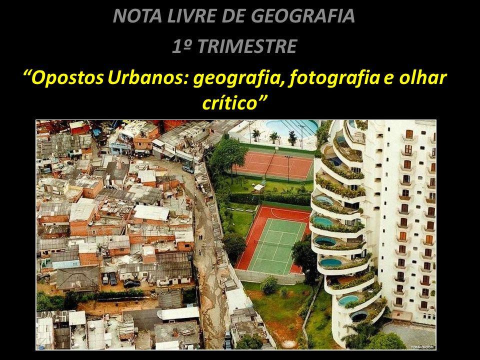 NOTA LIVRE DE GEOGRAFIA 1º TRIMESTRE