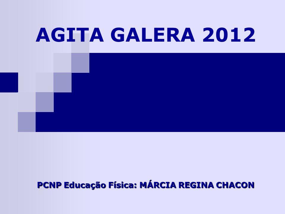 PCNP Educação Física: MÁRCIA REGINA CHACON