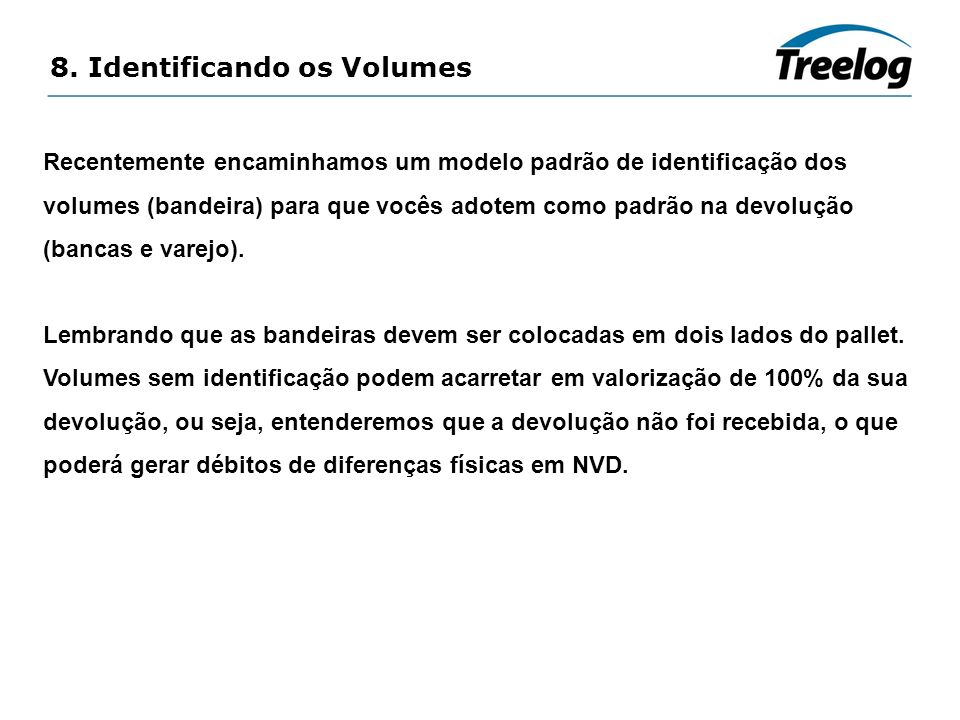 8. Identificando os Volumes