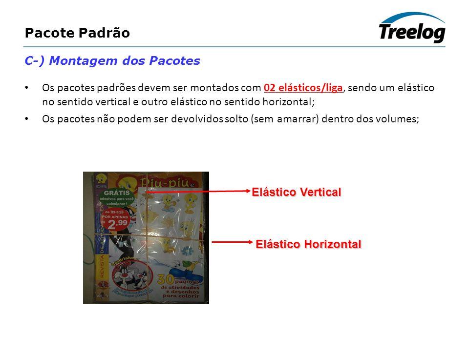 Pacote Padrão C-) Montagem dos Pacotes