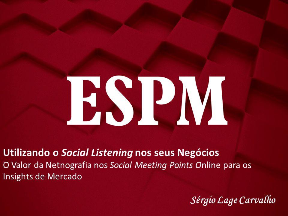 Utilizando o Social Listening nos seus Negócios