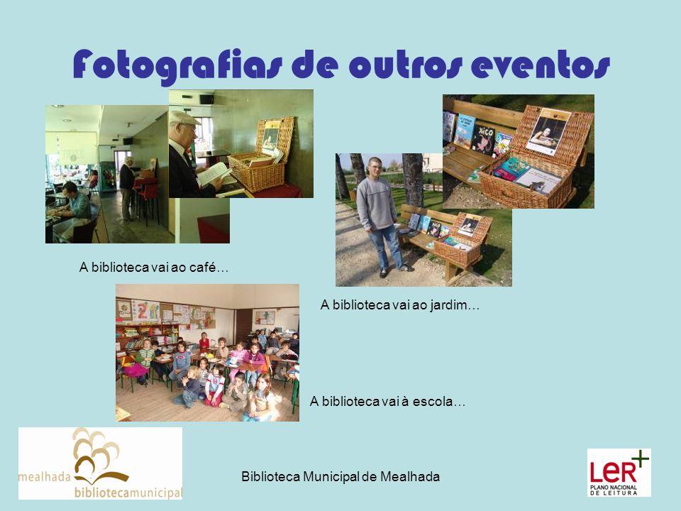 Fotografias de outros eventos