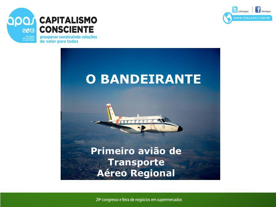 Primeiro avião de Transporte