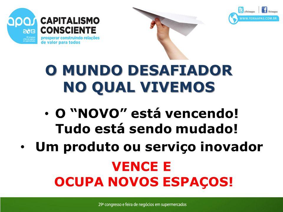O MUNDO DESAFIADOR NO QUAL VIVEMOS