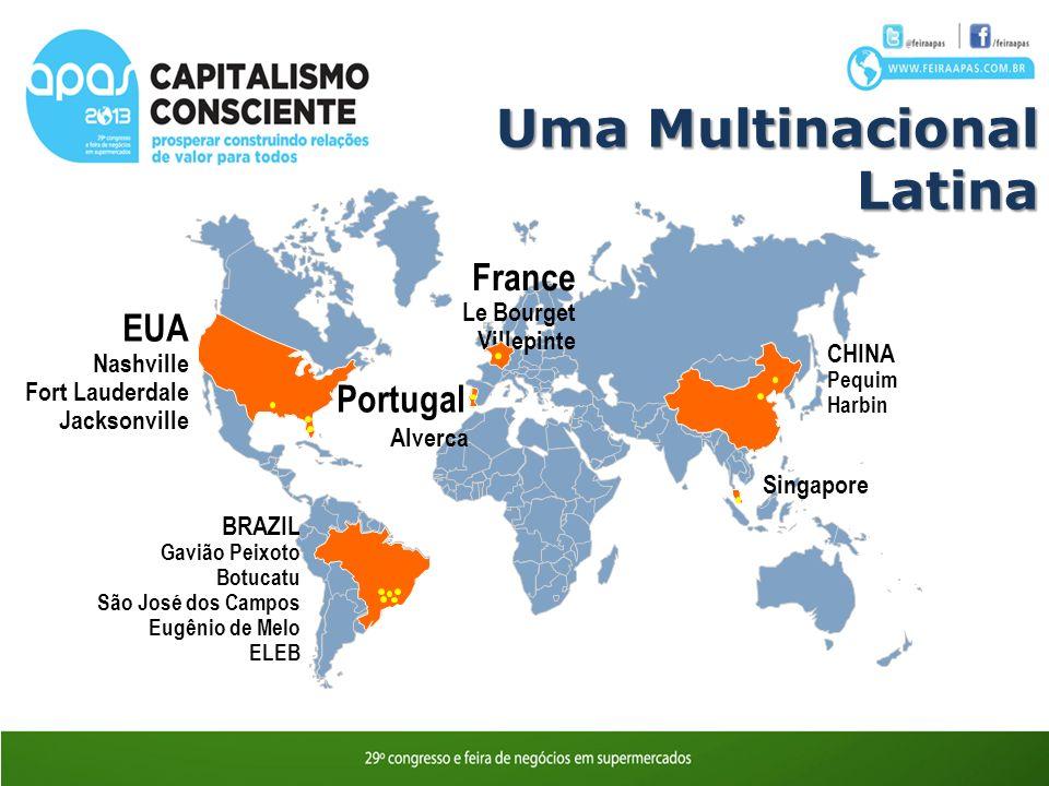 Uma Multinacional Latina