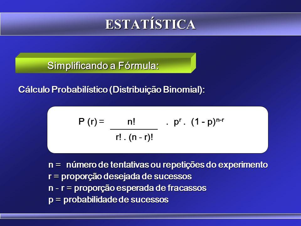 Simplificando a Fórmula: