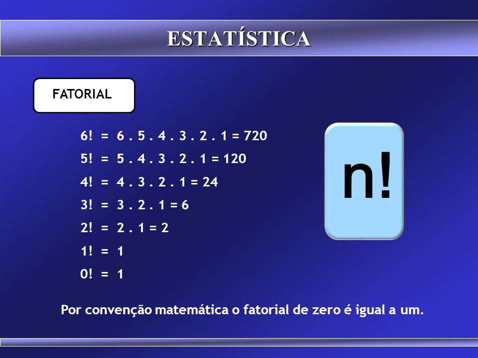 Por convenção matemática o fatorial de zero é igual a um.