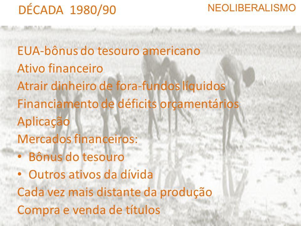 EUA-bônus do tesouro americano Ativo financeiro