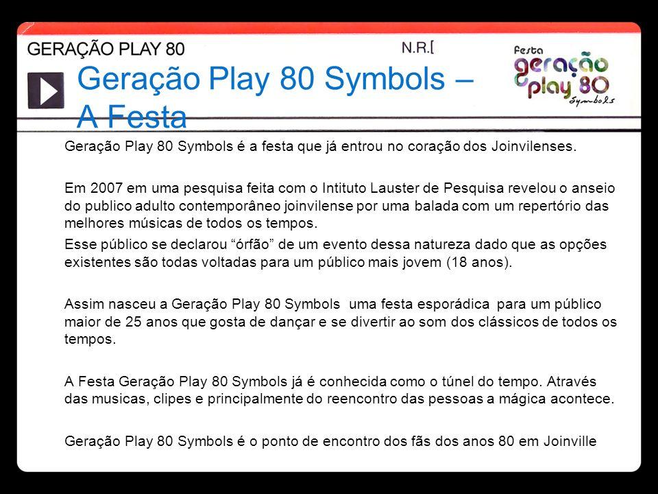 Geração Play 80 Symbols – A Festa