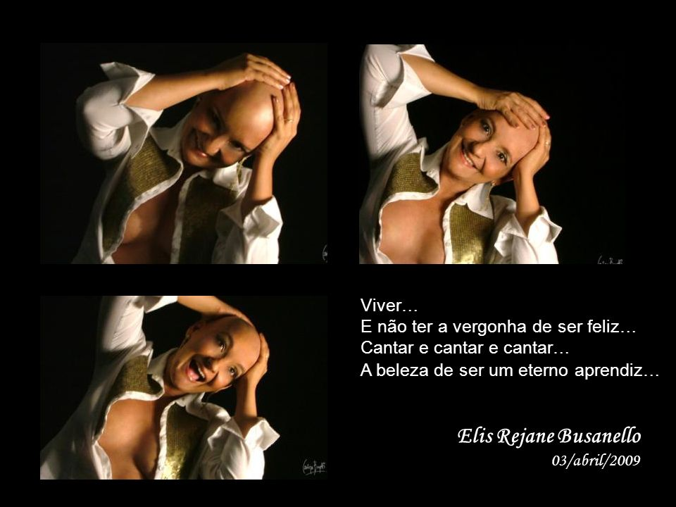 Elis Rejane Busanello 03/abril/2009