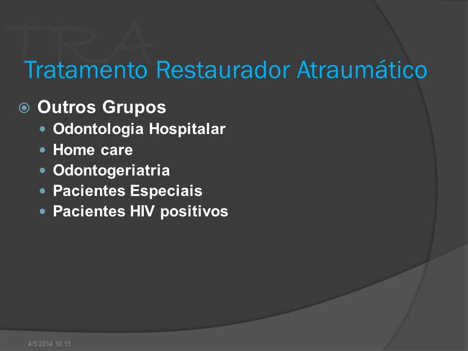 Tratamento Restaurador Atraumático