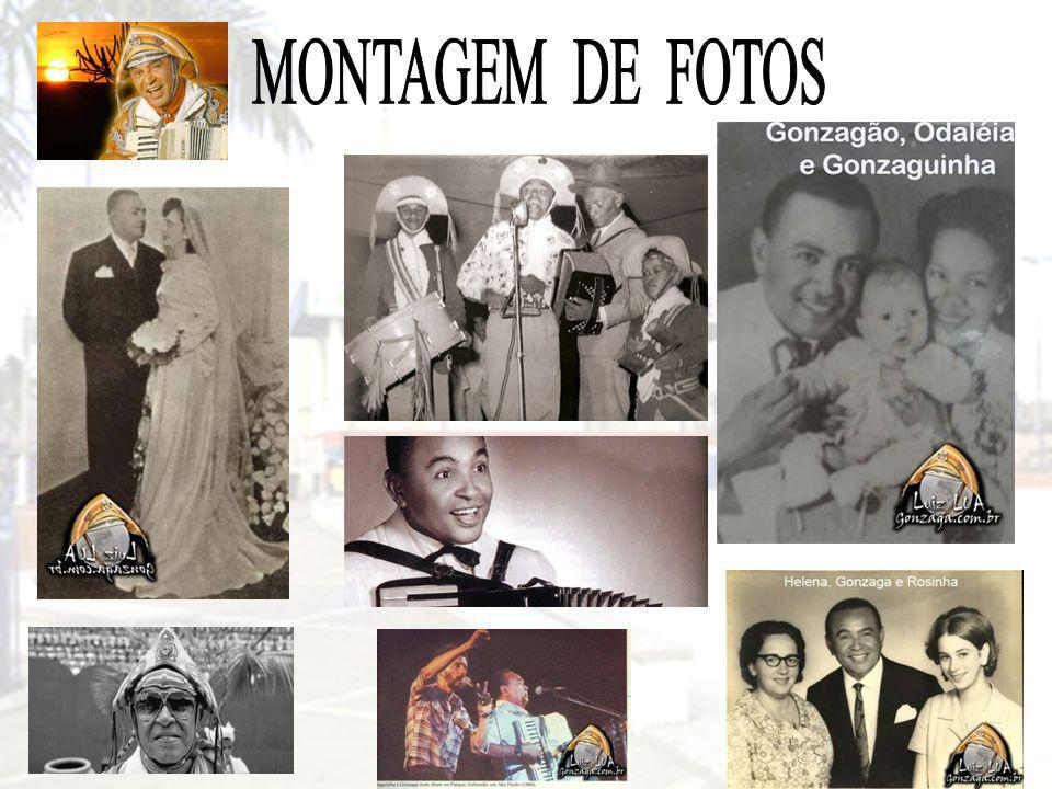 MONTAGEM DE FOTOS