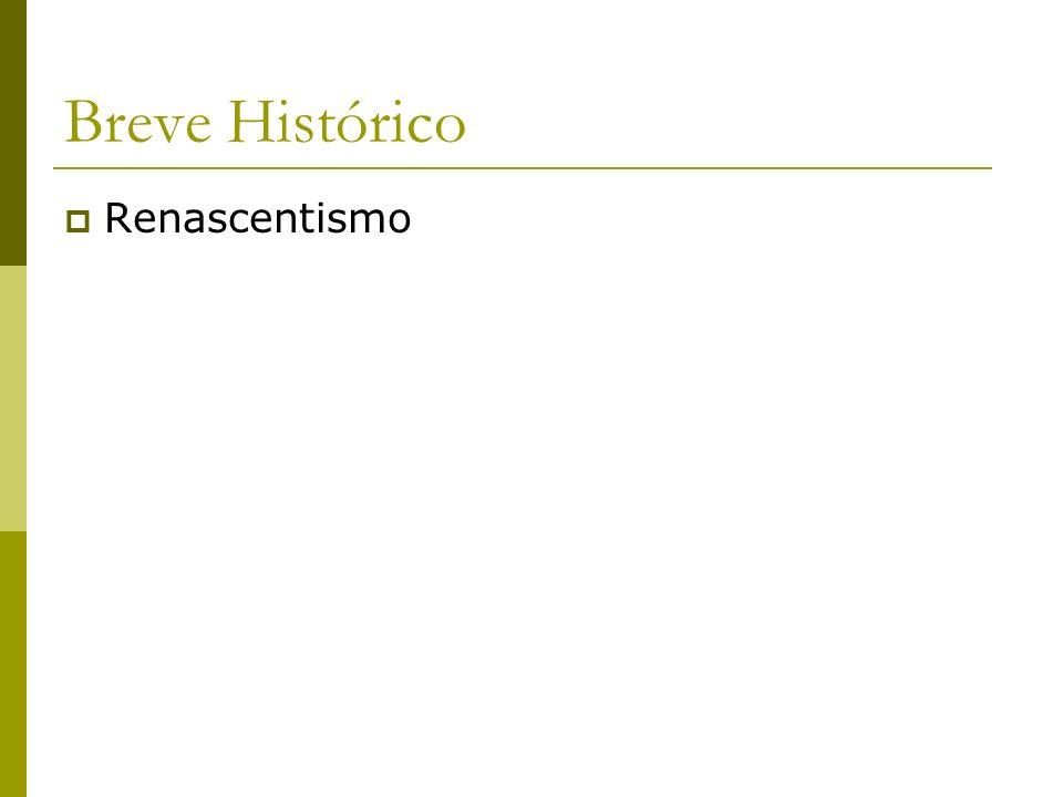 Breve Histórico Renascentismo