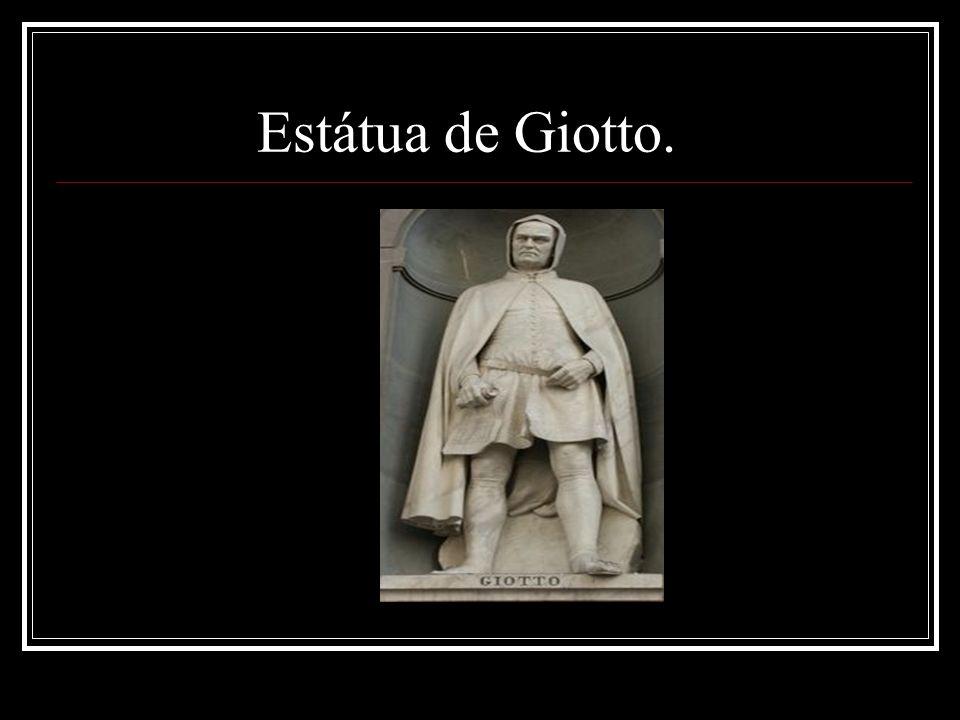 Estátua de Giotto.