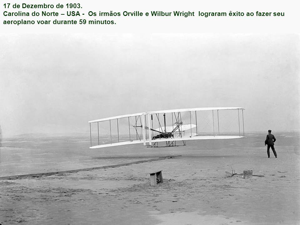 17 de Dezembro de 1903.