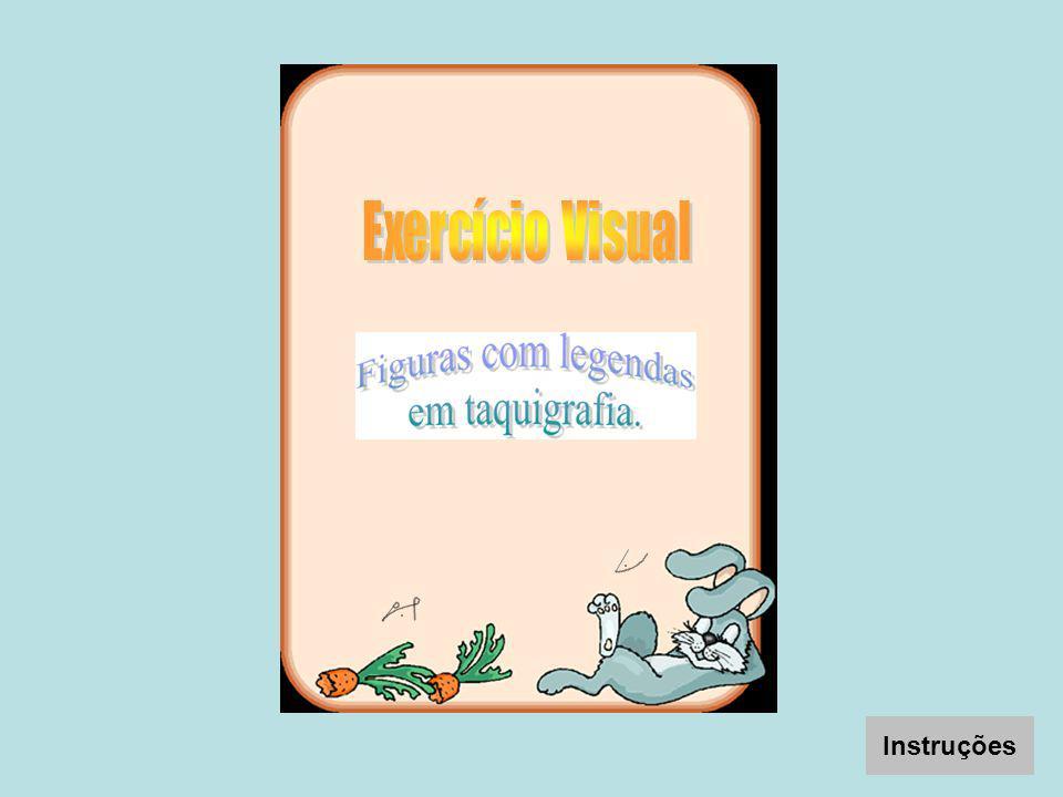 Exercício Visual Instruções