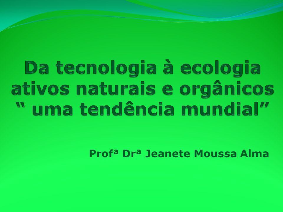 Profª Drª Jeanete Moussa Alma