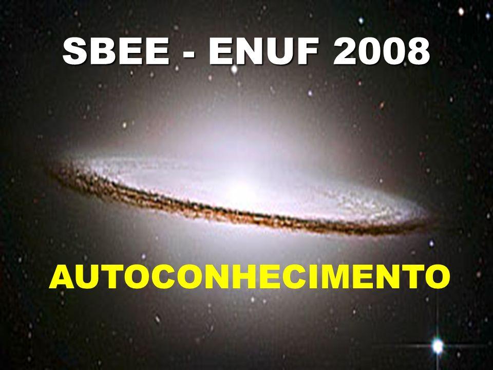 SBEE - ENUF 2008 AUTOCONHECIMENTO