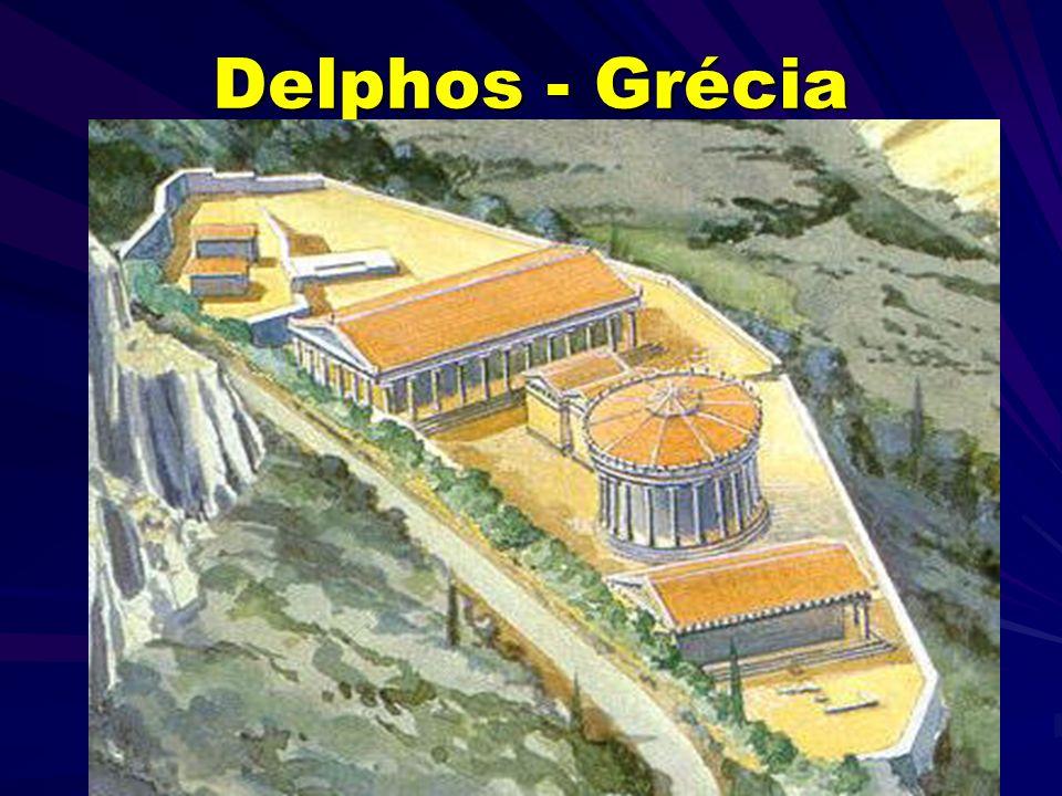 Delphos - Grécia