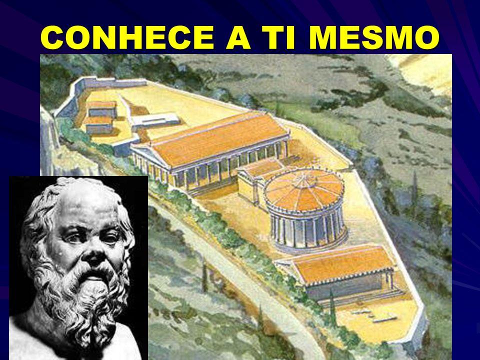 CONHECE A TI MESMO