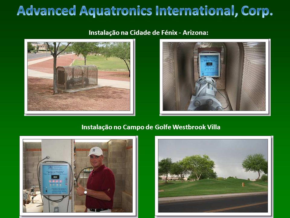 Advanced Aquatronics International, Corp.