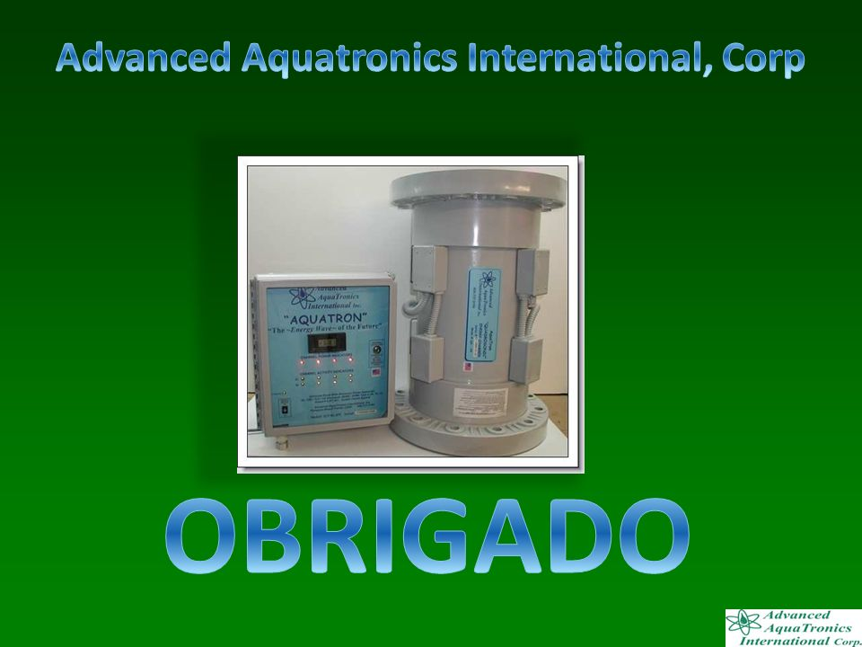 Advanced Aquatronics International, Corp
