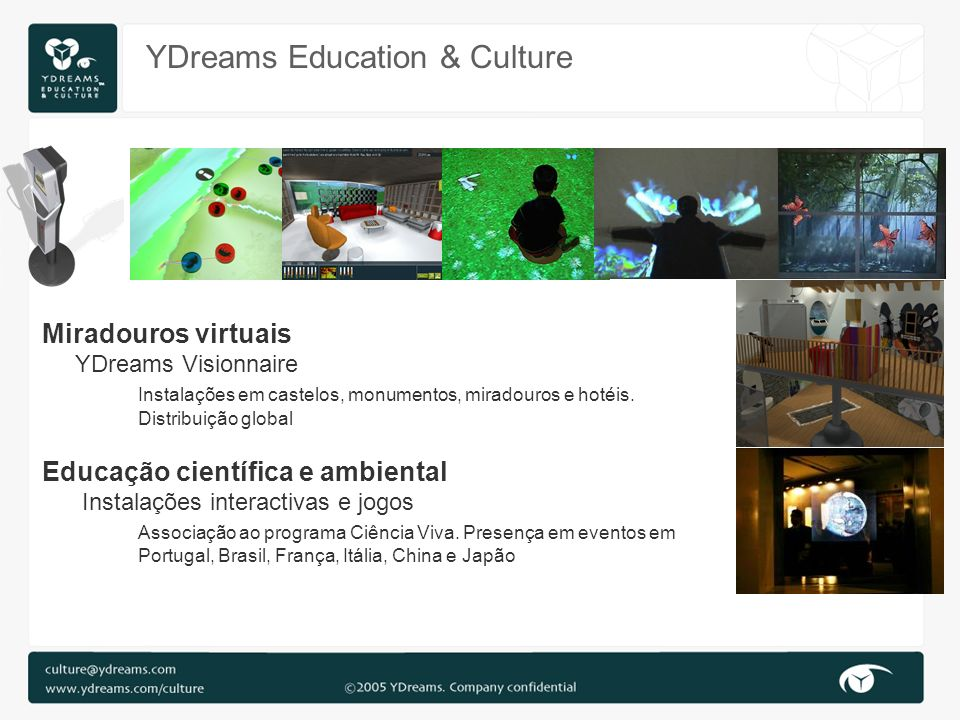 YDreams Education & Culture