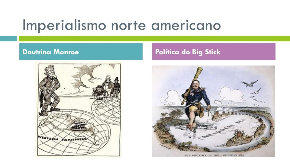 Imperialismo norte americano