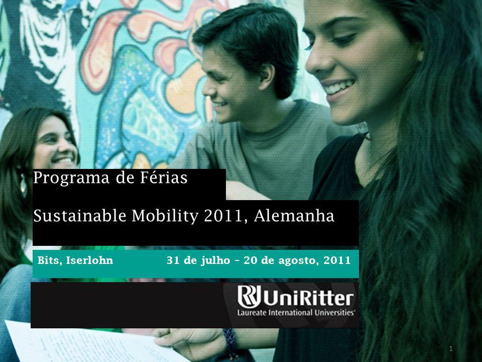 Sustainable Mobility 2011, Alemanha