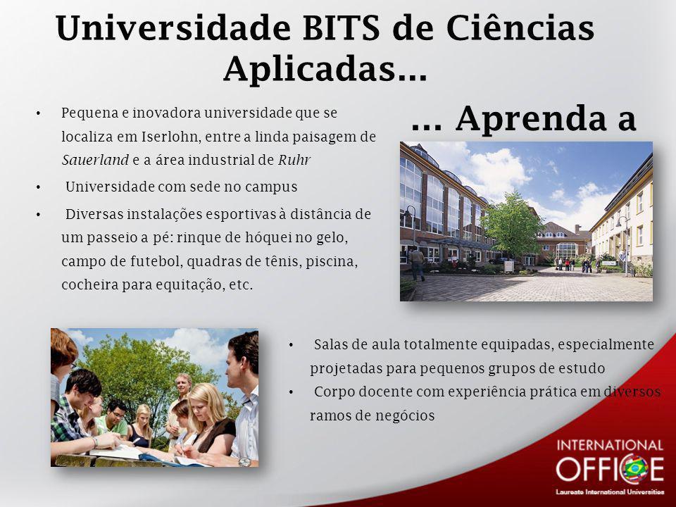 Universidade BITS de Ciências Aplicadas...