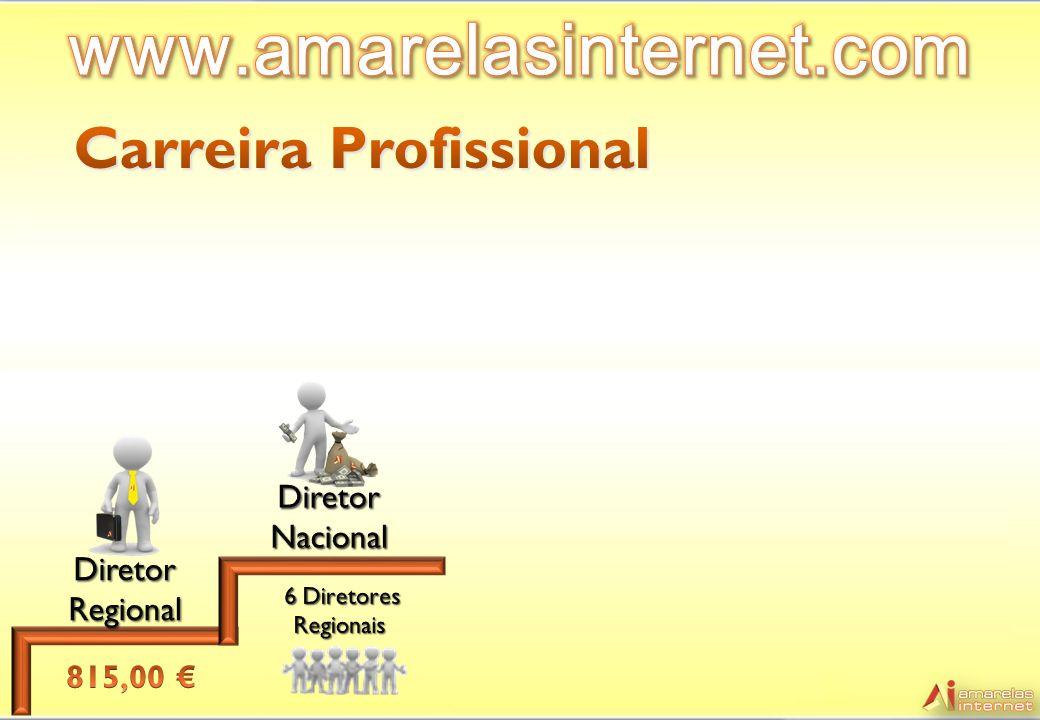www.amarelasinternet.com Carreira Profissional Diretor Nacional