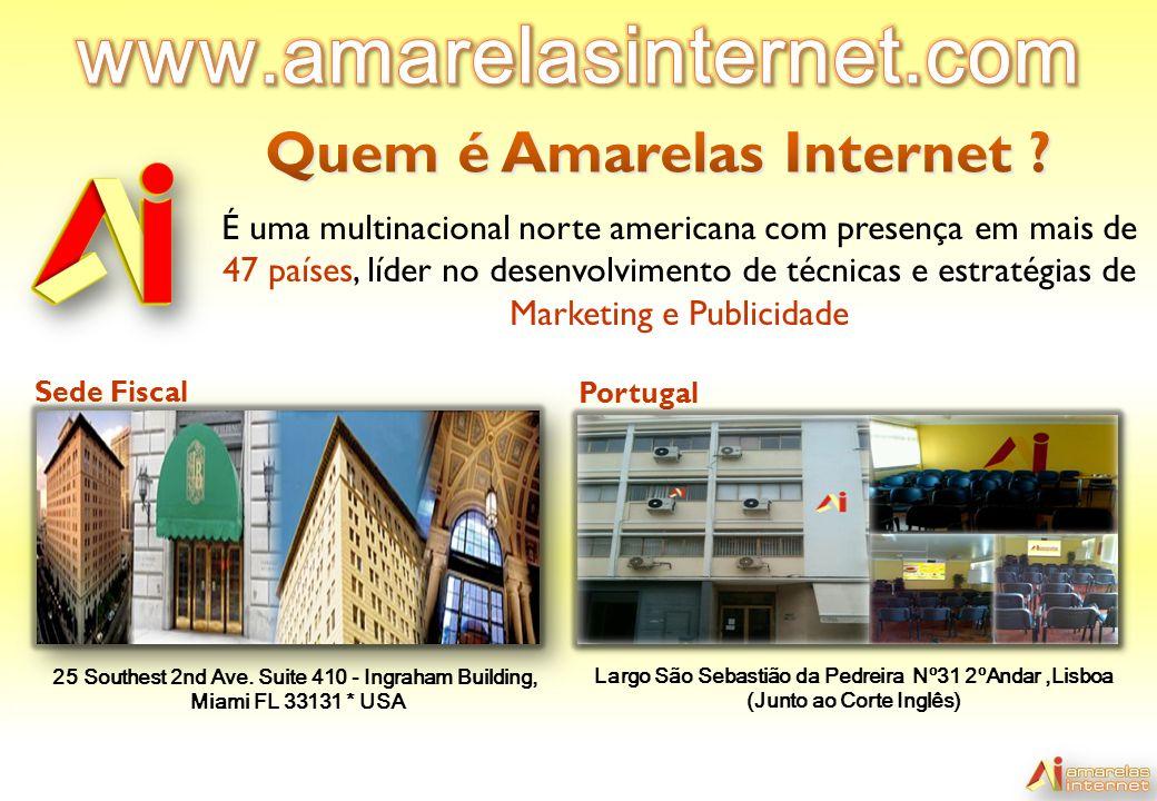 www.amarelasinternet.com Quem é Amarelas Internet