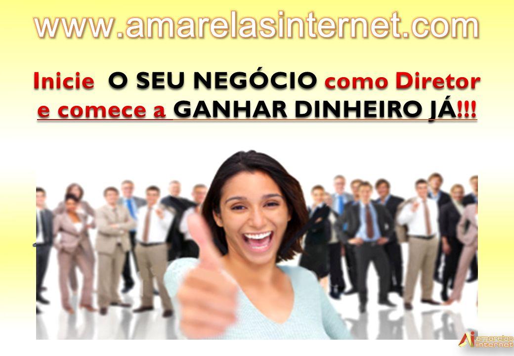 Inicie O SEU NEGÓCIO como Diretor e comece a GANHAR DINHEIRO JÁ!!!