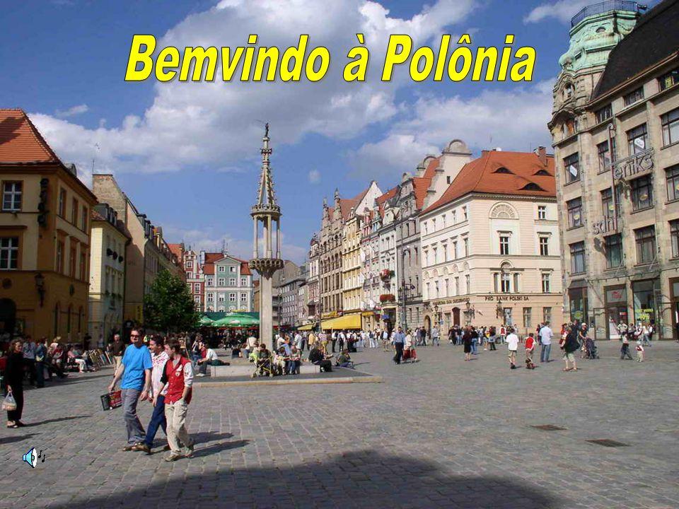 Bemvindo à Polônia