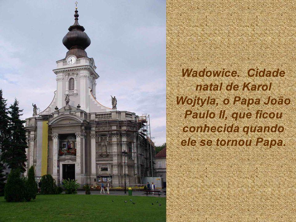 Wadowice.