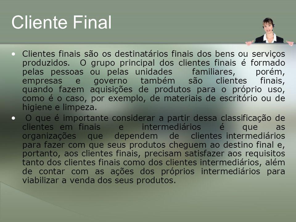 Cliente Final