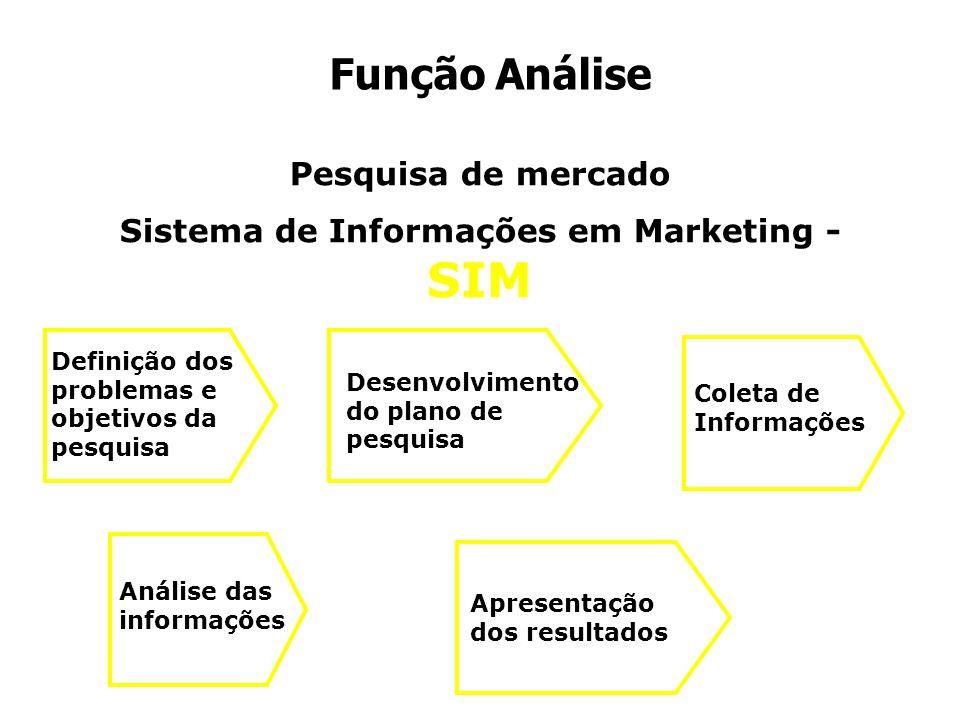 Sistema de Informações em Marketing - SIM