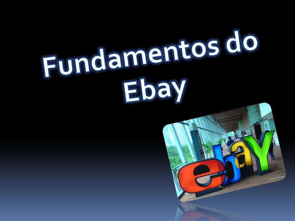 Fundamentos do Ebay