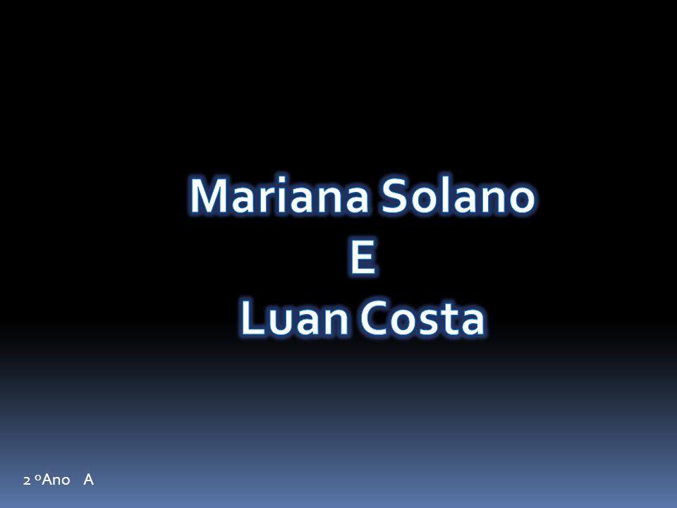 Mariana Solano E Luan Costa