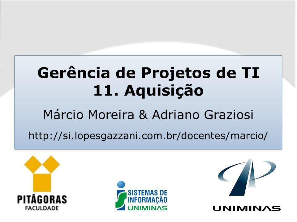 Gerência de Projetos de TI 11