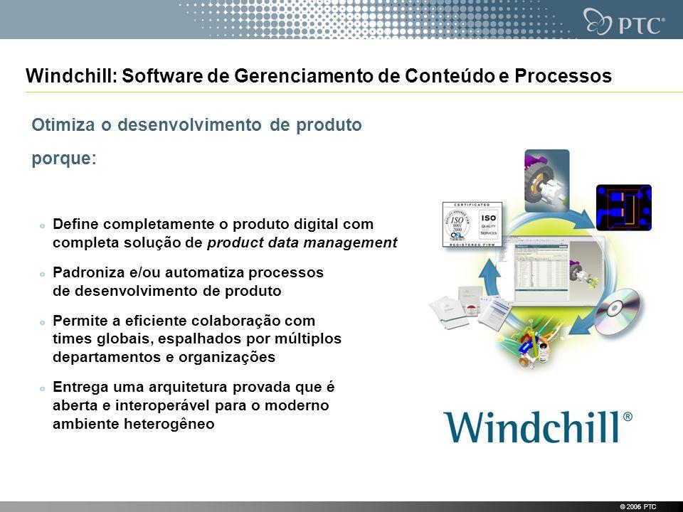 Windchill: Software de Gerenciamento de Conteúdo e Processos