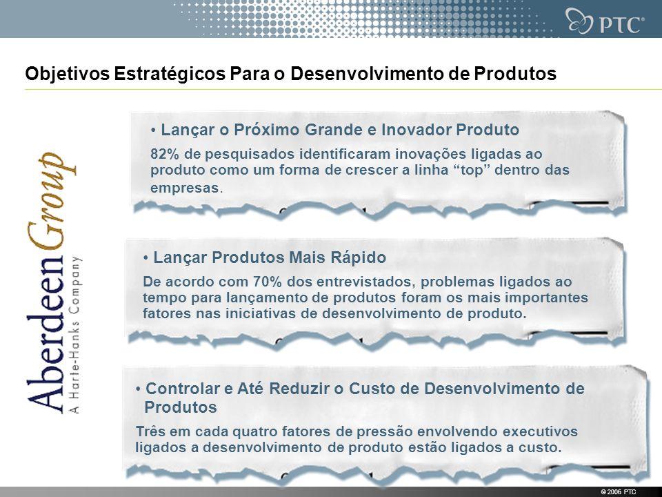 Objetivos Estratégicos Para o Desenvolvimento de Produtos