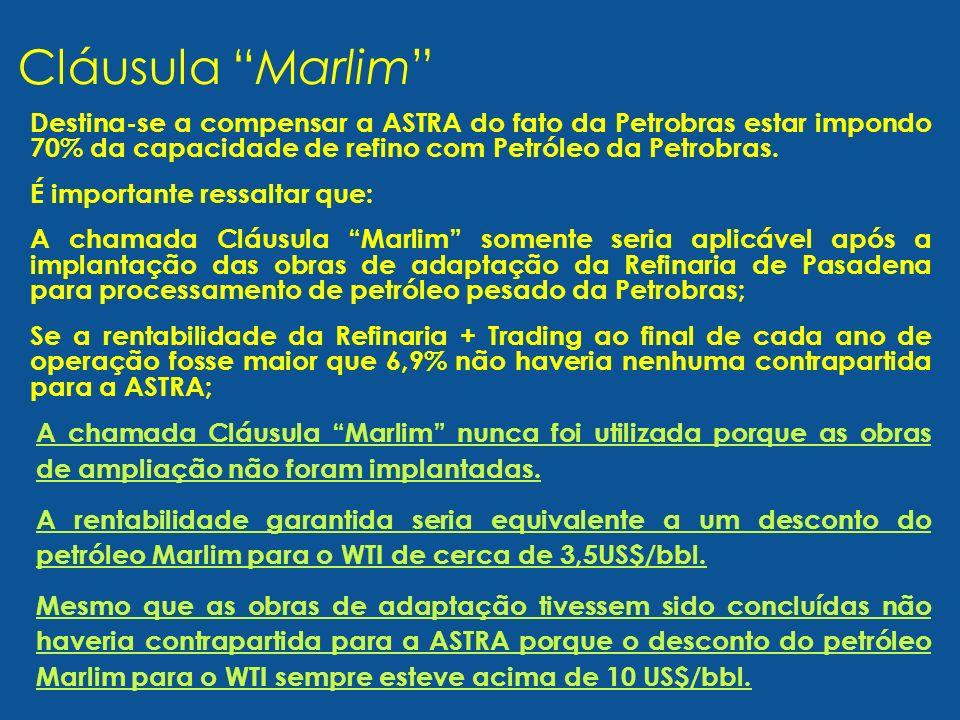 Cláusula Marlim
